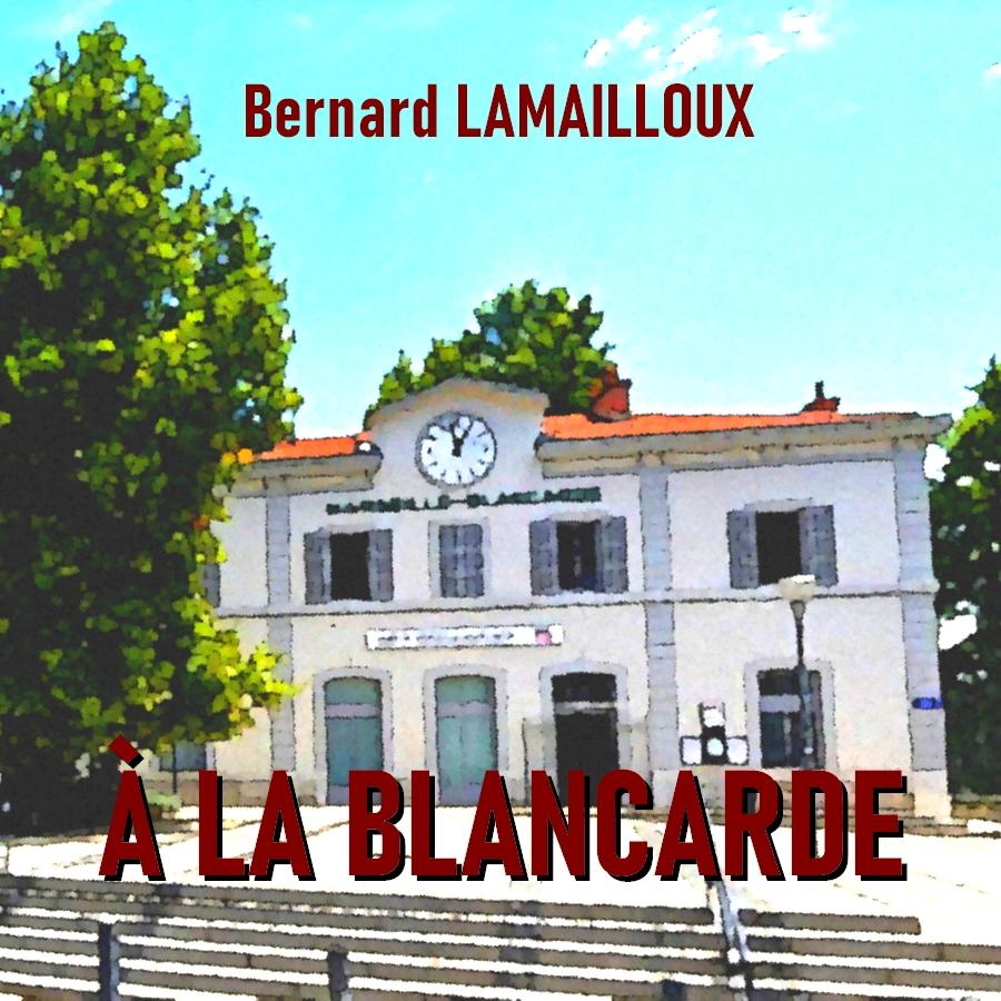 Vignette décorative pour la chanson 'A la Blancarde'