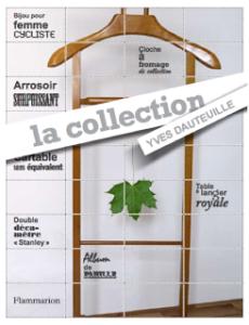 """Couverture du livre """"La Collection"""", écrit par Yves Dauteuille, publié chez Flammarion"""