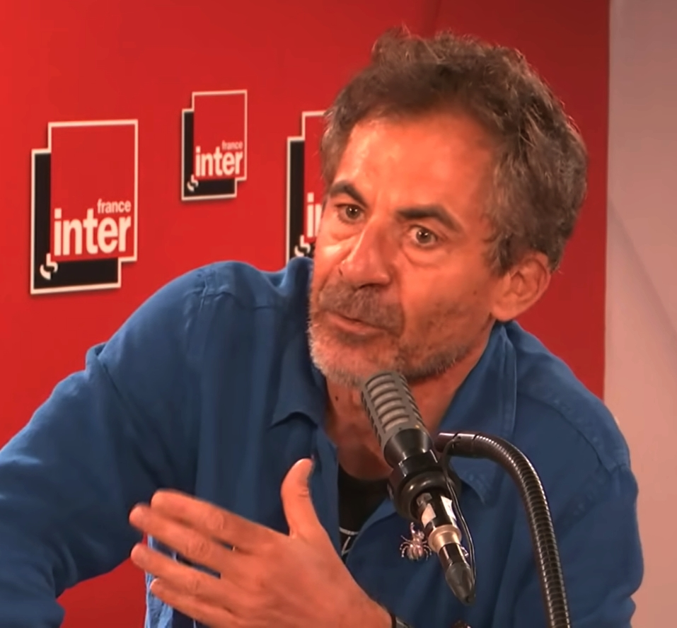 Étienne Klein à France Inter en juillet 2020
