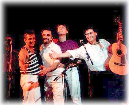La chanson et les copains. Paroles et musique : Bernard Lamailloux